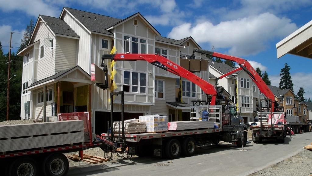 Multi-Family Drywall Distributors King County