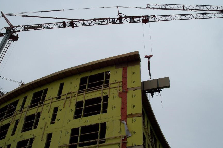 Multi-Family Drywall Distributors Downtown Seattle