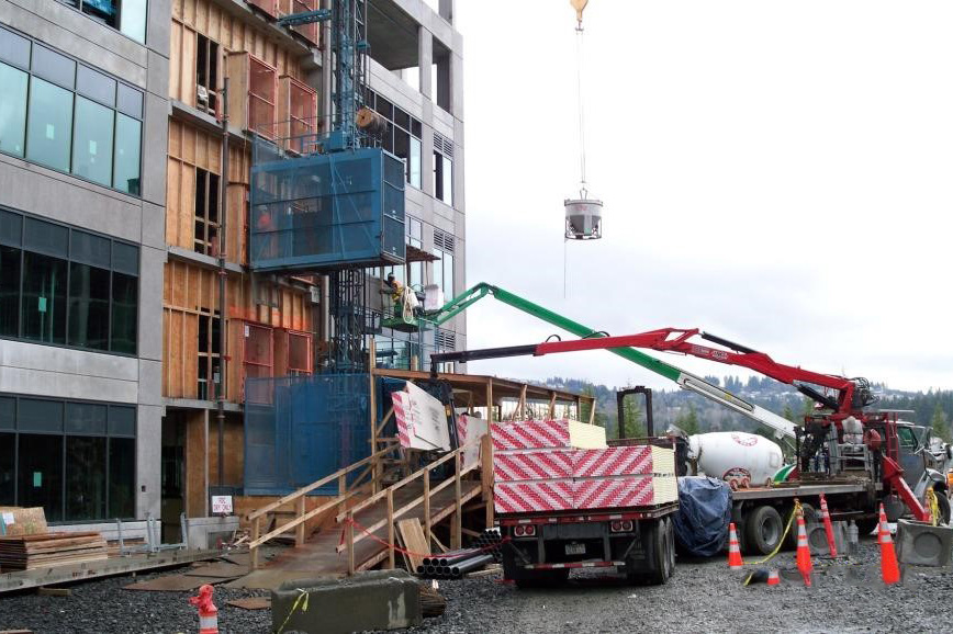 Commercial Drywall Distribution Woodinville