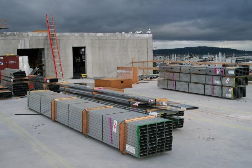 Commercial Drywall Distribution Redmond Washington