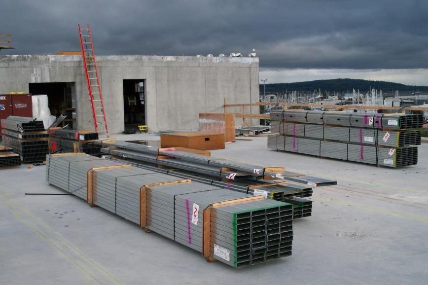 Commercial Drywall Distribution Redmond Washington