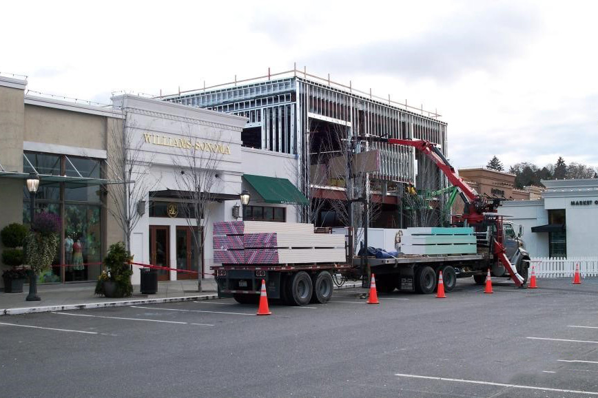 Commercial Drywall Distribution Seattle