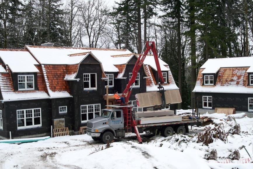 Residential Winter Drywall Distributors