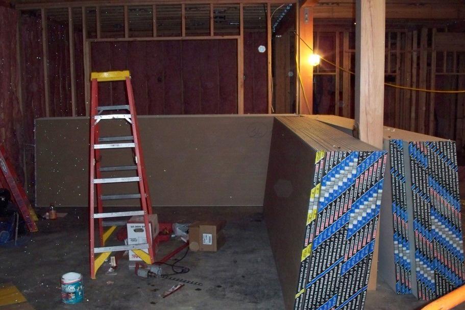 Indoor Residential Drywall Distributors