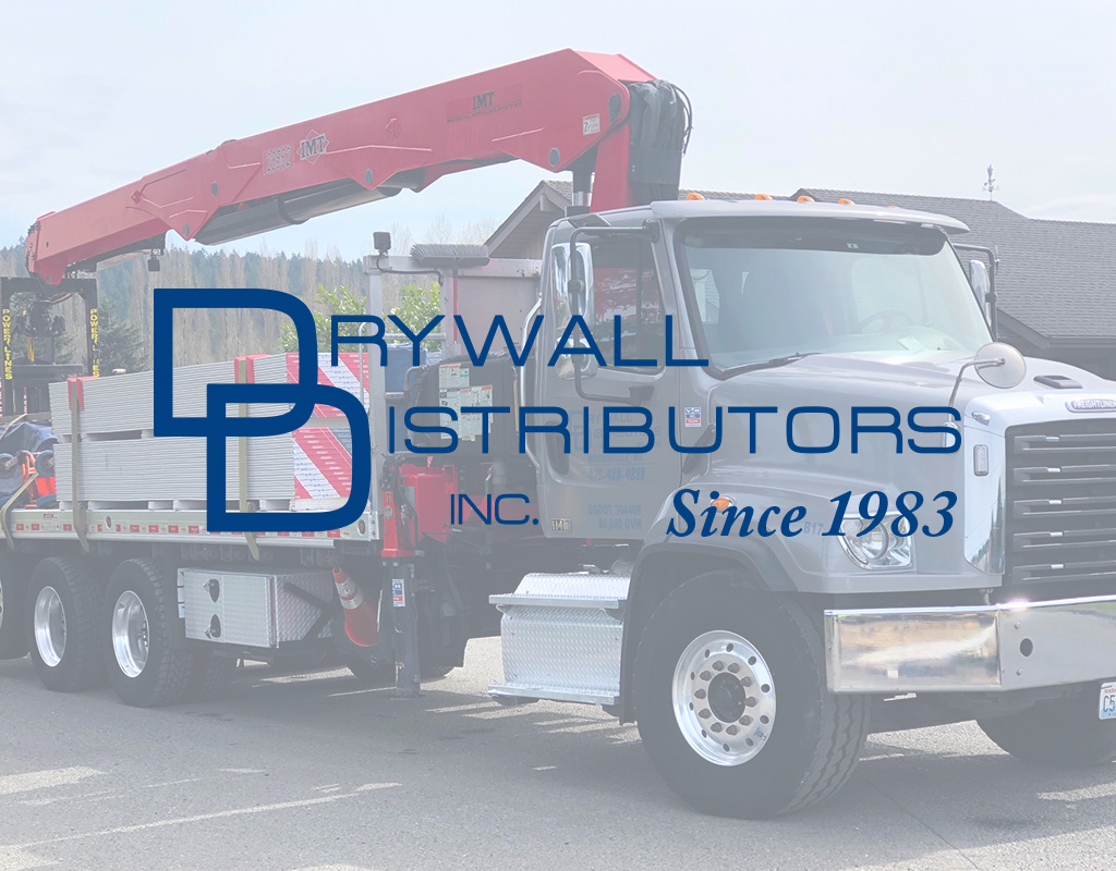 The Pacific Northwest Premier Drywall Supplier - Drywall